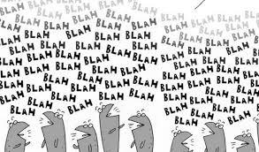 blah blah 2