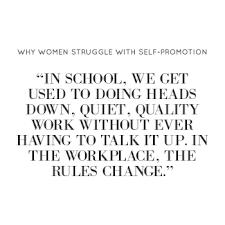 Self-promotion 2